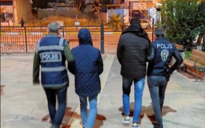 Adıyaman'da Motosiklet hırsızları tutuklandı