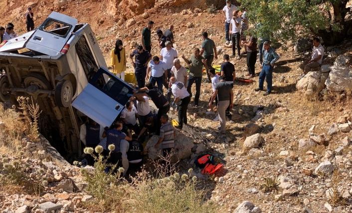 Adıyaman'da feci kaza: 2 ölü, 5 yaralı