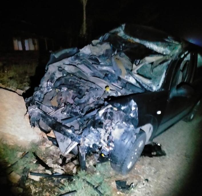 Adıyaman'da otomobil ile traktör çarpıştı: 2 yaralı