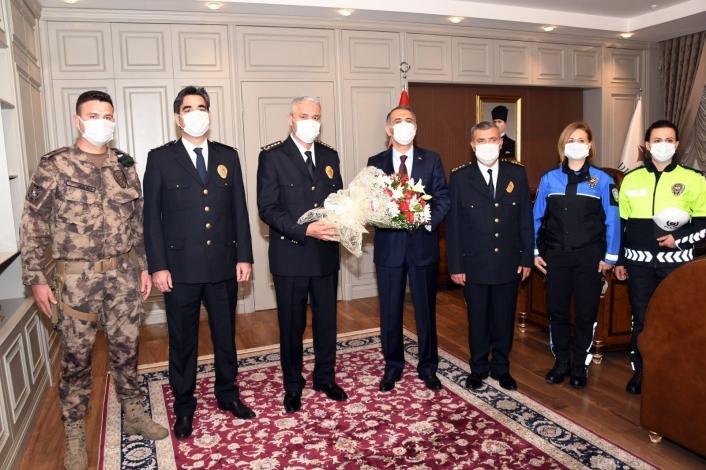 Türk Polis Teşkilatının 176. Kuruluş Yıldönümü