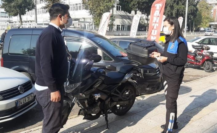 Adıyaman'da Vatandaşlar hırsızlık olaylarına karşı bilgilendirildi