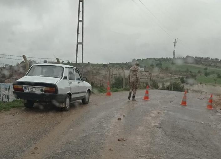 Adıyaman'da bir Köy karantina altına alındı